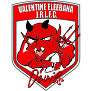 Valentine Eleebana's Junios Rugby League Club Logo